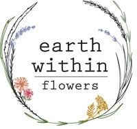 Earth Within Flowers