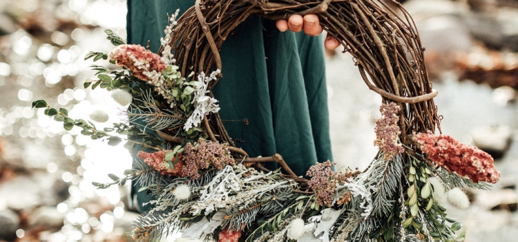 December News- The Art of Slow Living and Winter Wreaths