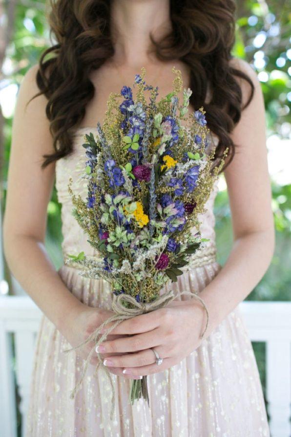 Missoula Floral Design, Dried flower arrangement