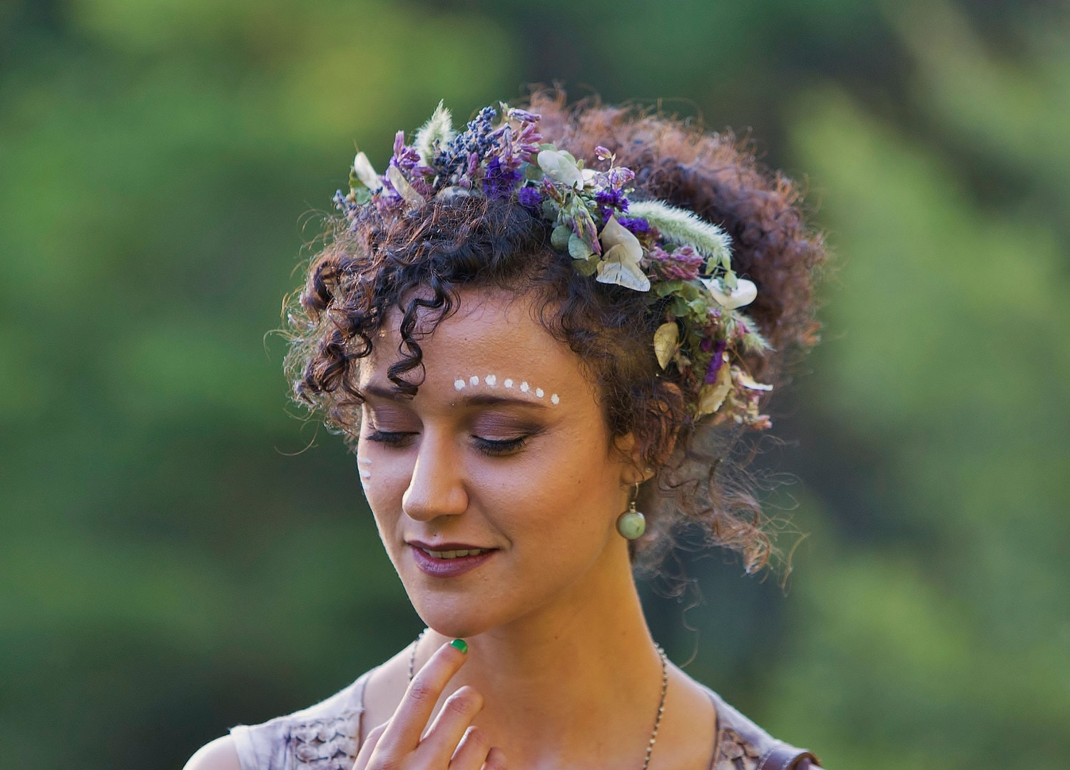 History Of The Folk Flower Crown Flower Blog Earth Within
