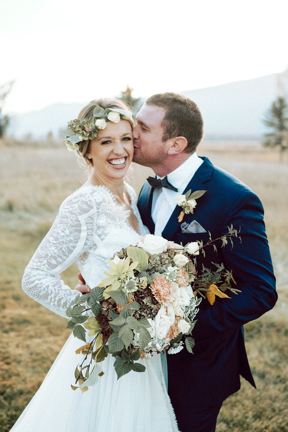 Montana Wedding FLower Planning Guide