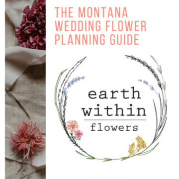 Montana Wedding Flower Guide