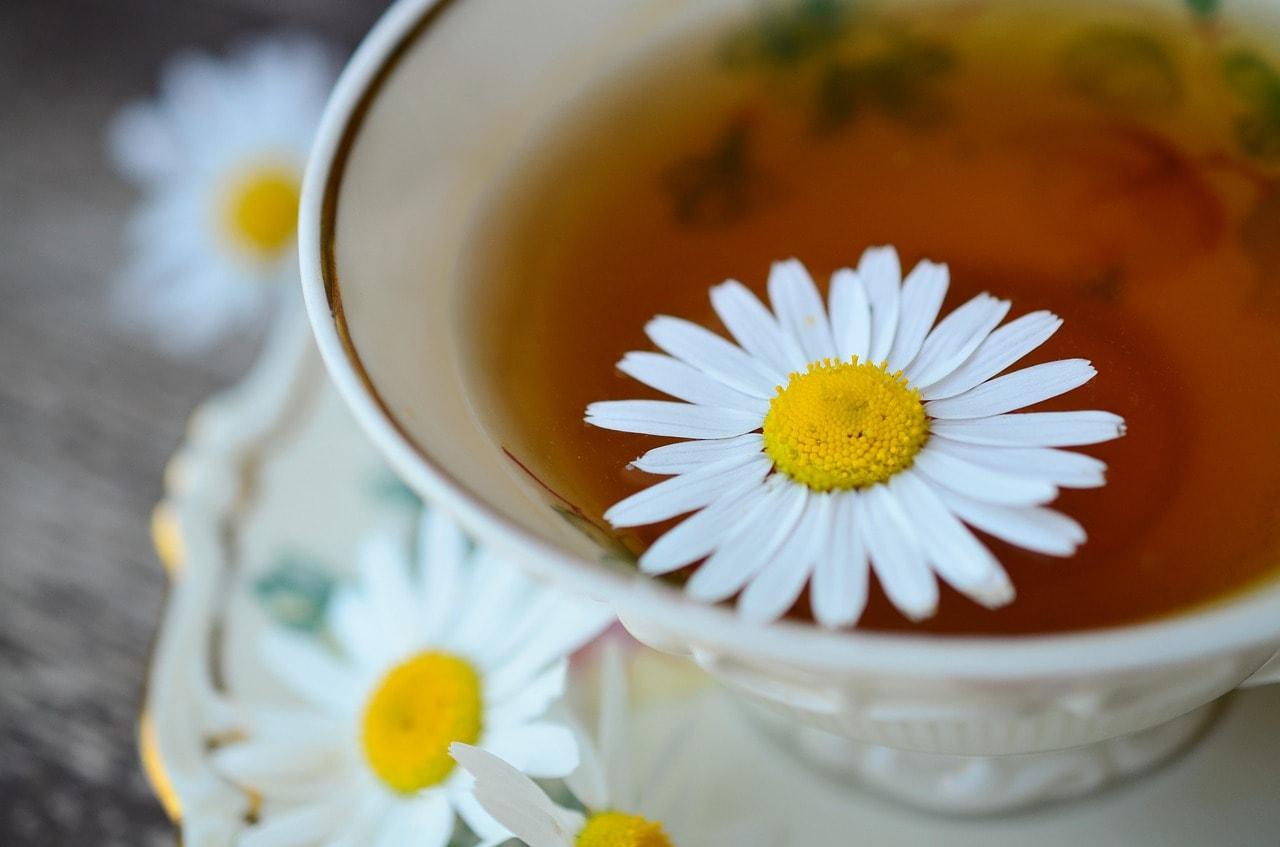 Earth Within Girls Sun Tea Chamomile