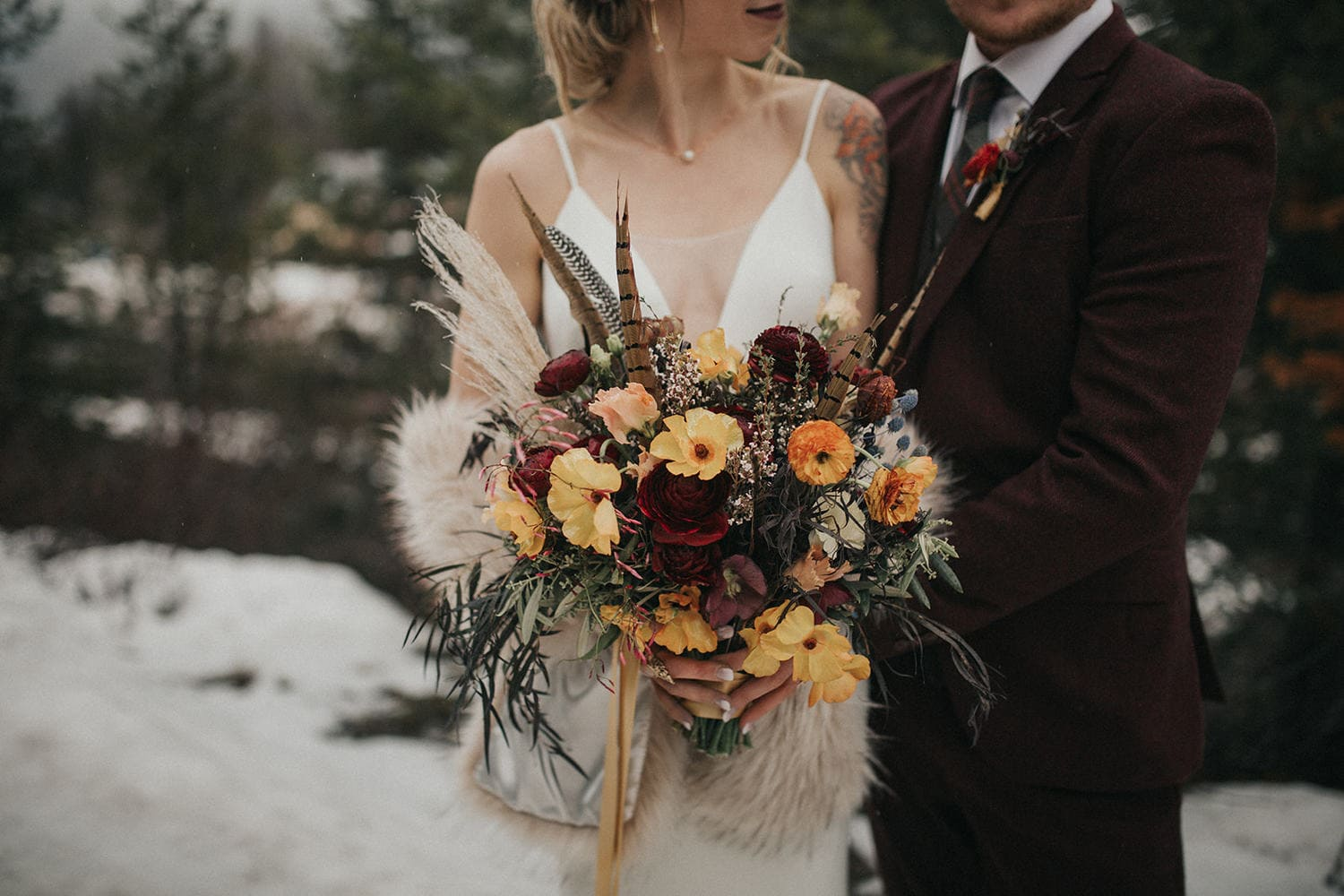 Missoula Montana Wedding Flowers