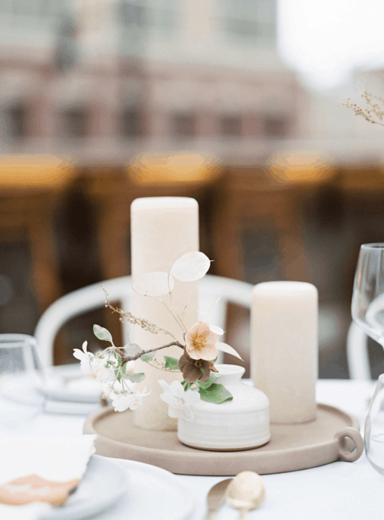 Wedding Centerpiece Montana