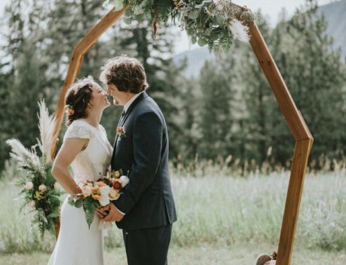 Dreamy Mountain Wedding