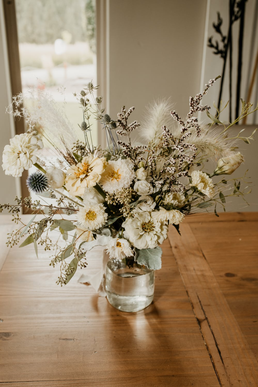 montana florist bridesmaid bouquet