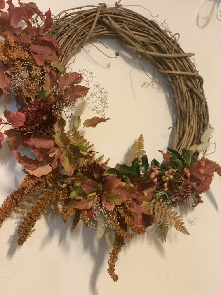 missoula florist harvest wreath