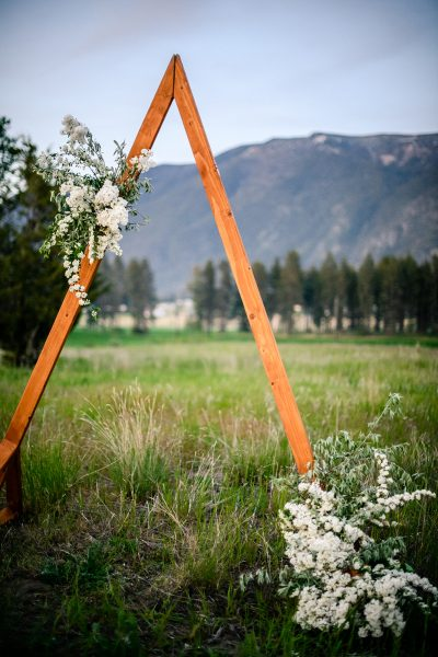 Wedding Florist Bozeman MT