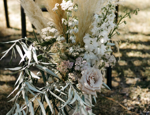 Elegant Grassland Wedding