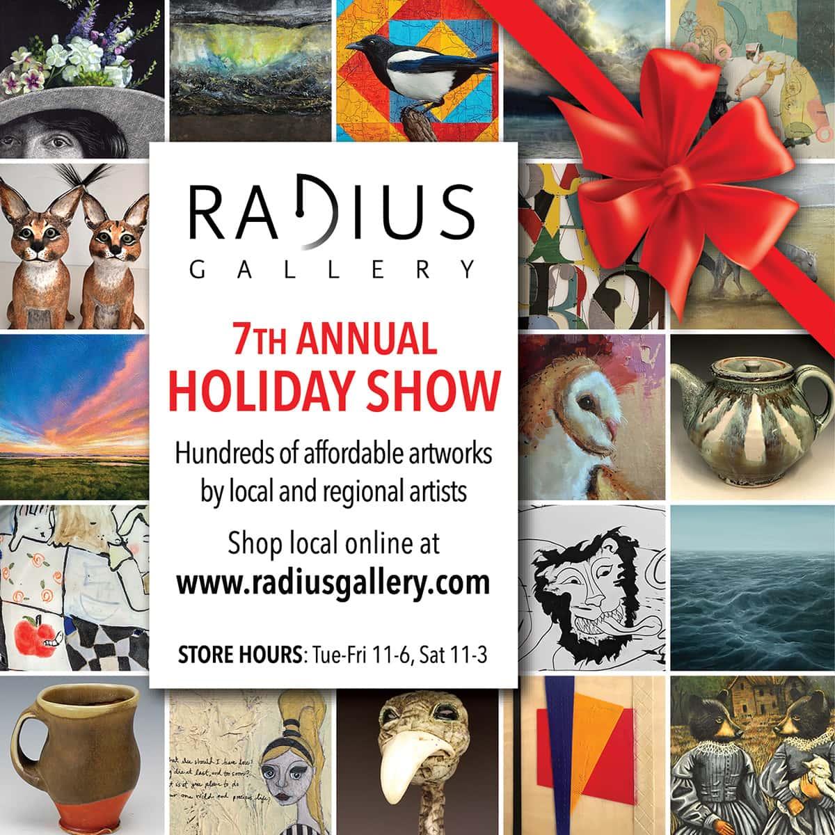 Radius Gallery Small Business Saturday
