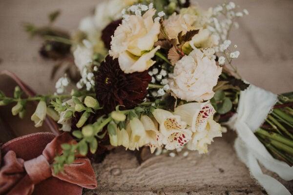 wedding florist Hamilton MT
